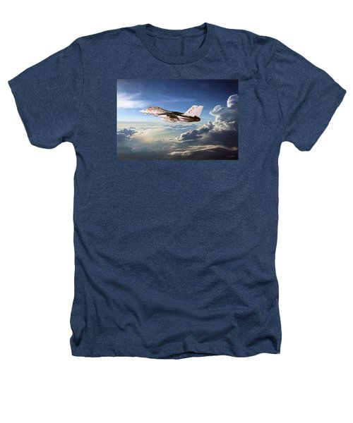 Diamonds In The Sky Heathers T-Shirt by Peter Chilelli
