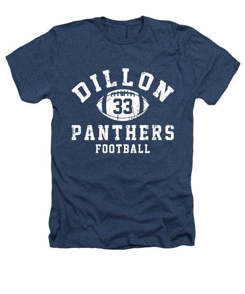 Dillon Panthers Football Heathers T-Shirt by Pendi Kere