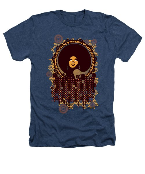 Disco Diva Heathers T-Shirt