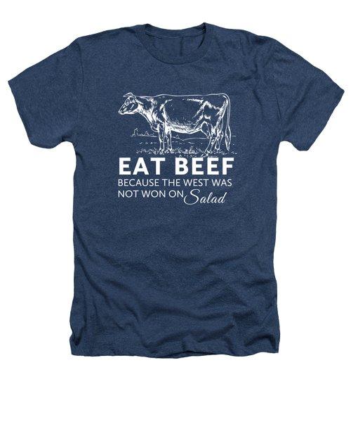 Eat Beef Heathers T-Shirt