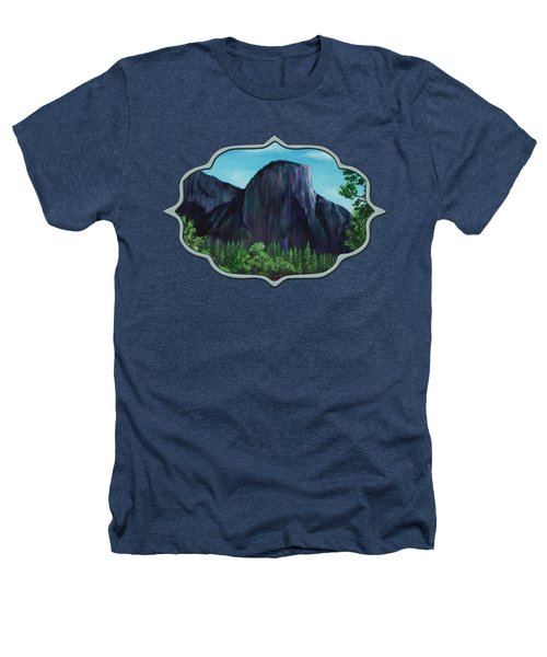 El Capitan Heathers T-Shirt by Anastasiya Malakhova