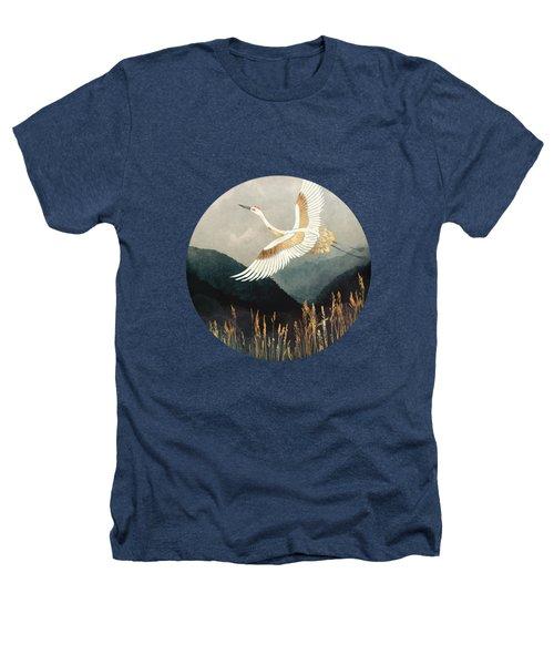Elegant Flight Heathers T-Shirt