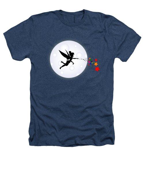 Elf Starry Night Heathers T-Shirt