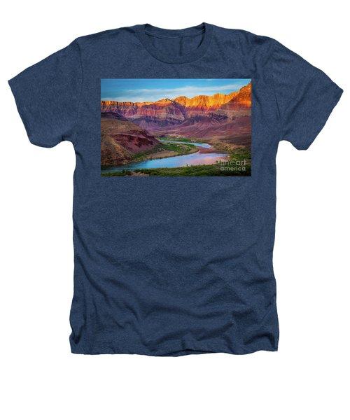 Evening At Cardenas Heathers T-Shirt