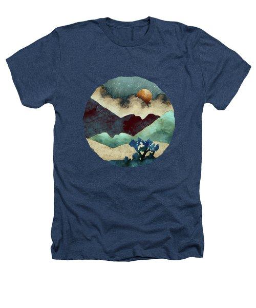 Evening Calm Heathers T-Shirt