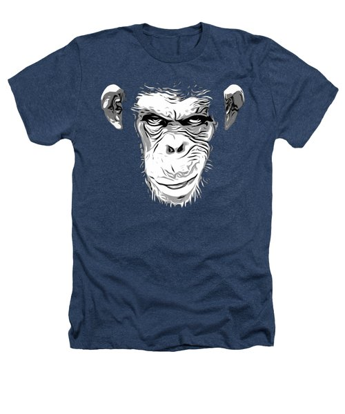 Evil Monkey Heathers T-Shirt