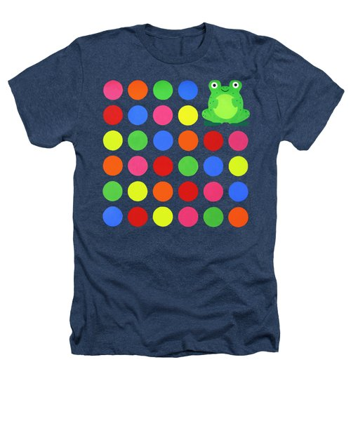 Discofrog Remix Heathers T-Shirt