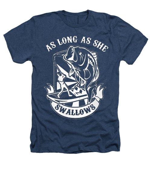 Fishing Heathers T-Shirt