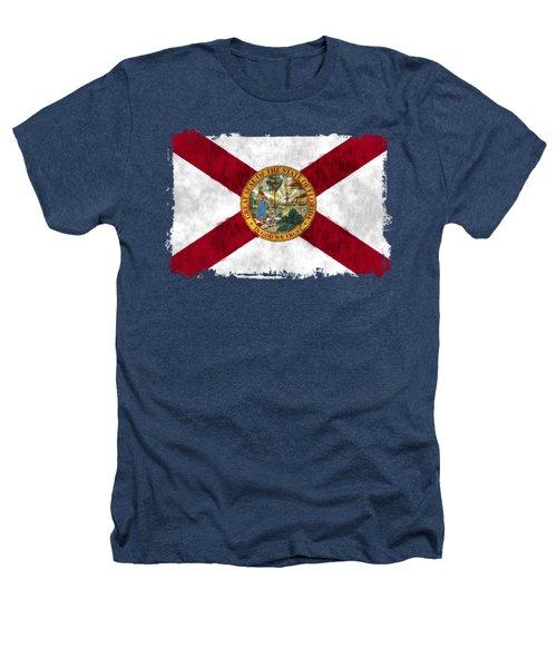 Florida Flag Heathers T-Shirt
