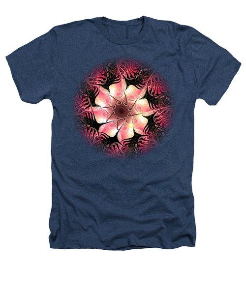Flower Scent Heathers T-Shirt by Anastasiya Malakhova