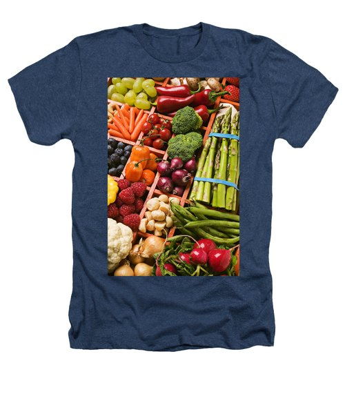 Food Compartments  Heathers T-Shirt by Garry Gay
