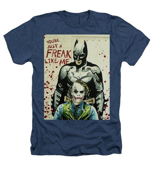 Freak Like Me Heathers T-Shirt by James Holko