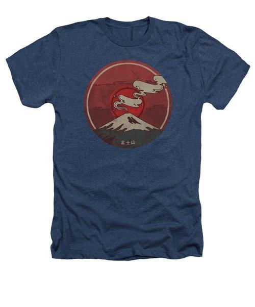 Fuji Heathers T-Shirt by Hector Mansilla