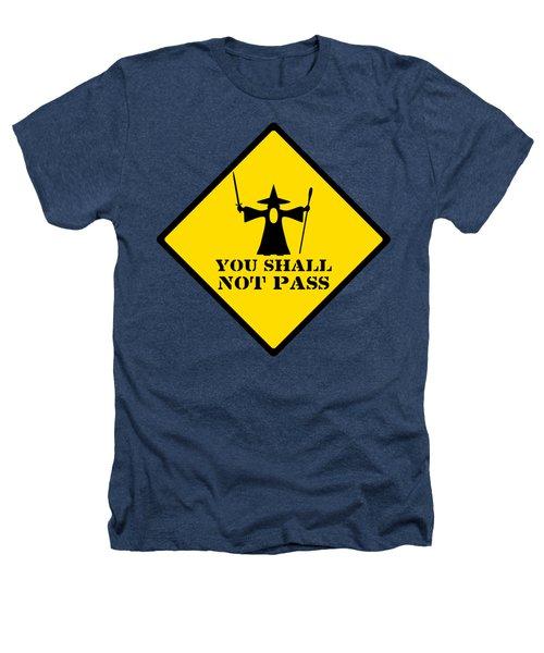 Geek Sign 1 Heathers T-Shirt
