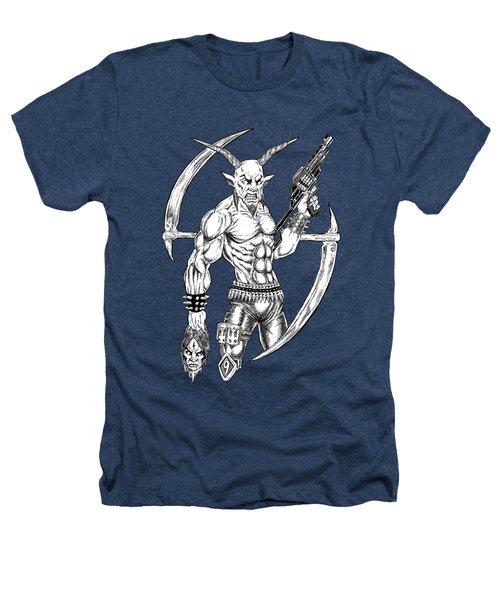 Goatlord Reaper Heathers T-Shirt