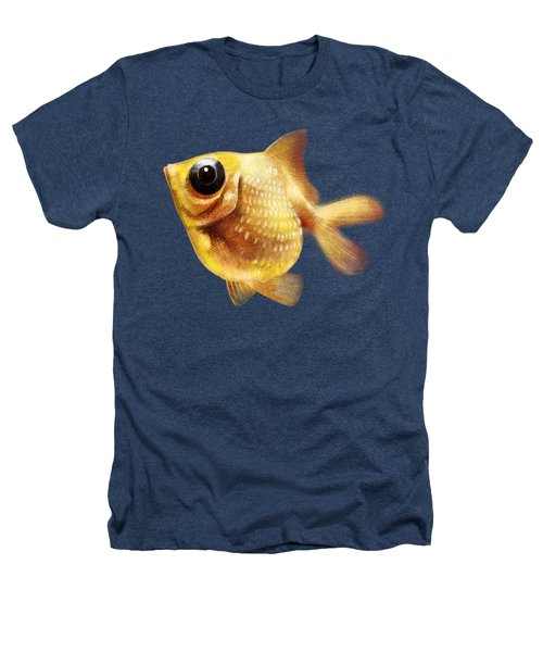 Goldfish Heathers T-Shirt by Abdul Jamil