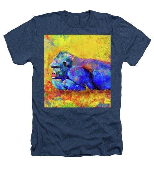 Gorilla Heathers T-Shirt by Test