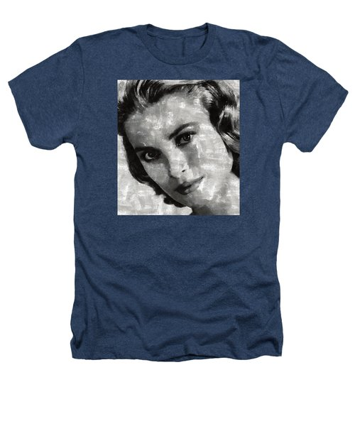 Grace Kelly Heathers T-Shirt by Mary Bassett
