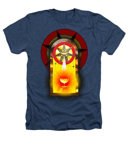 Grail Magic By Pierre Blanchard Heathers T-Shirt