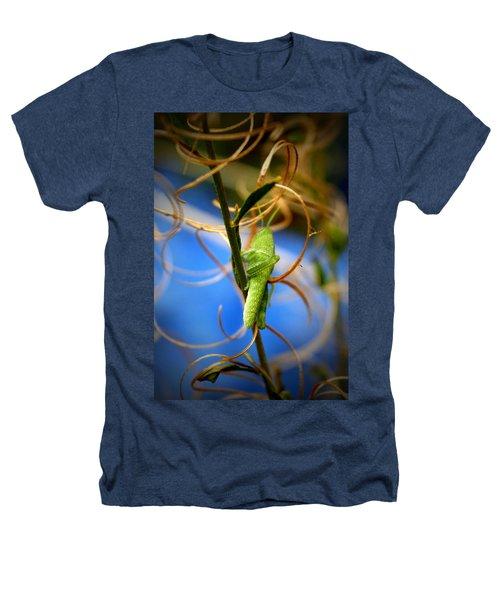 Grassy Hopper Heathers T-Shirt