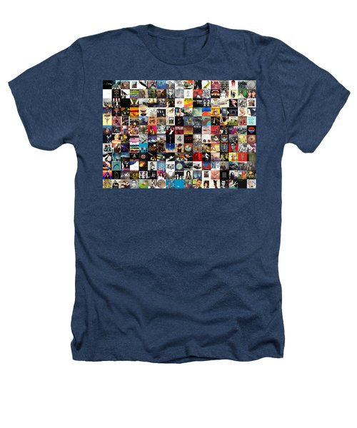 Greatest Album Covers Of All Time Heathers T-Shirt