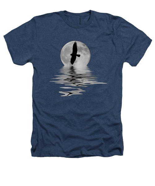 Hawk In The Moonlight 2 Heathers T-Shirt