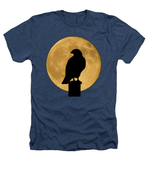 Hawk Silhouette 2 Heathers T-Shirt