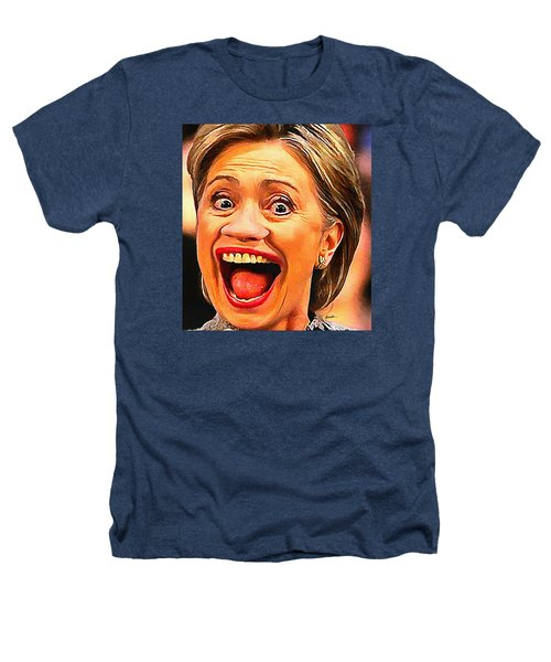 Hillary Clinton Heathers T-Shirt by Anthony Caruso