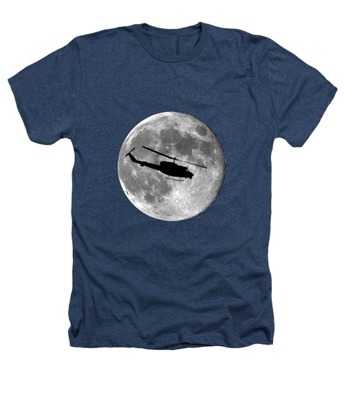 Huey Moon .png Heathers T-Shirt by Al Powell Photography USA