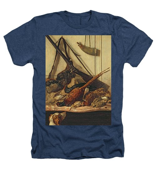 Hunting Trophies Heathers T-Shirt