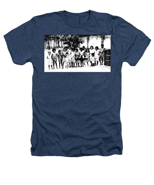 In The Amazon 1953 Heathers T-Shirt