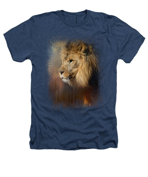 Into The Heat Heathers T-Shirt