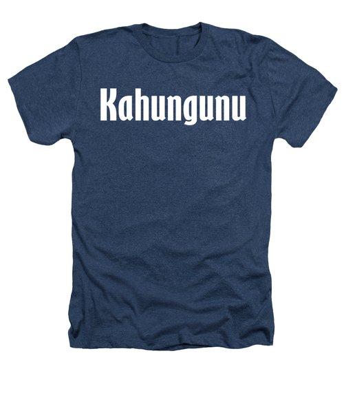 Kahungunu Heathers T-Shirt
