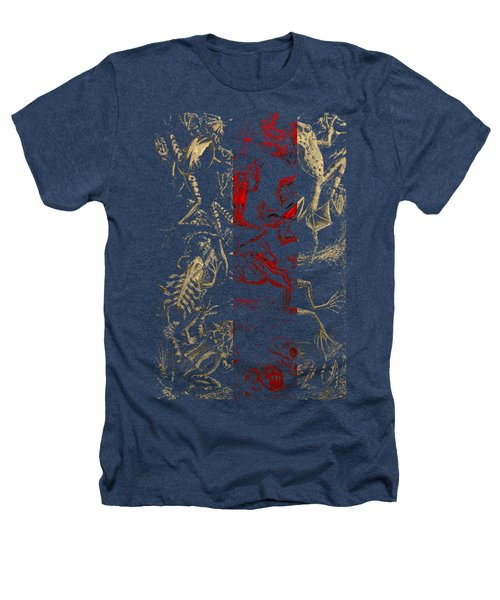 Kingdom Of The Golden Amphibians Heathers T-Shirt