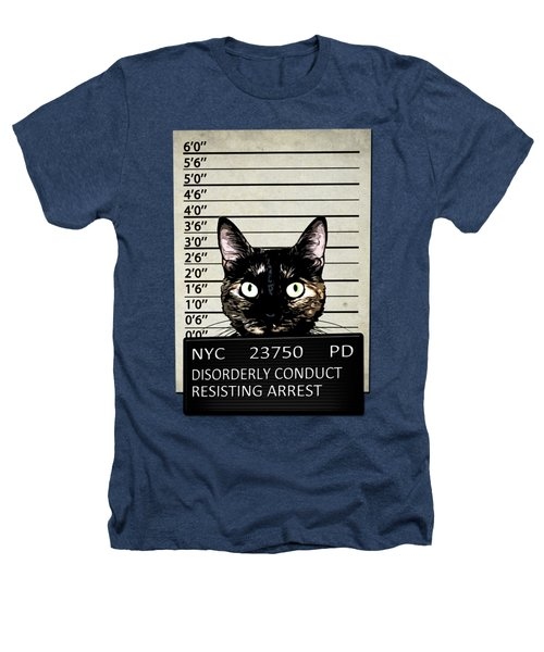 Kitty Mugshot Heathers T-Shirt