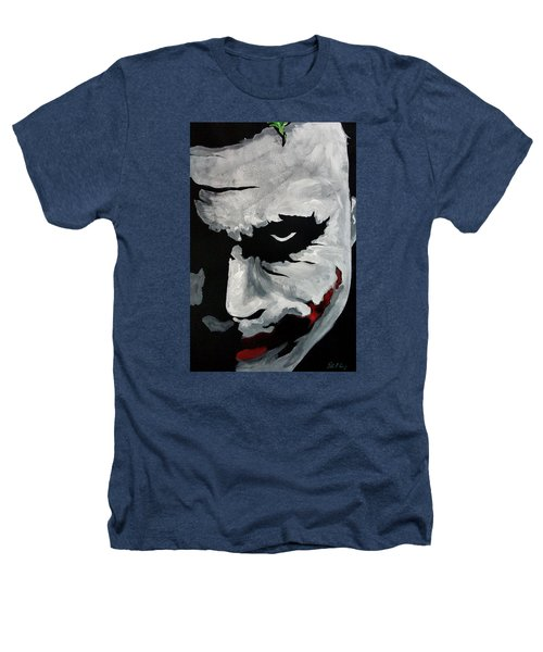 Ledger's Joker Heathers T-Shirt