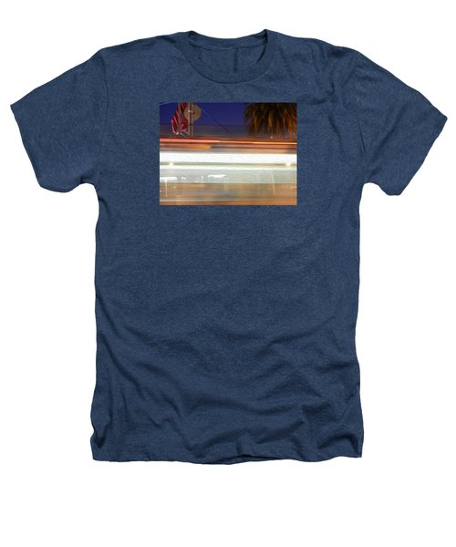 Life In Motion Heathers T-Shirt by Ryan Fox