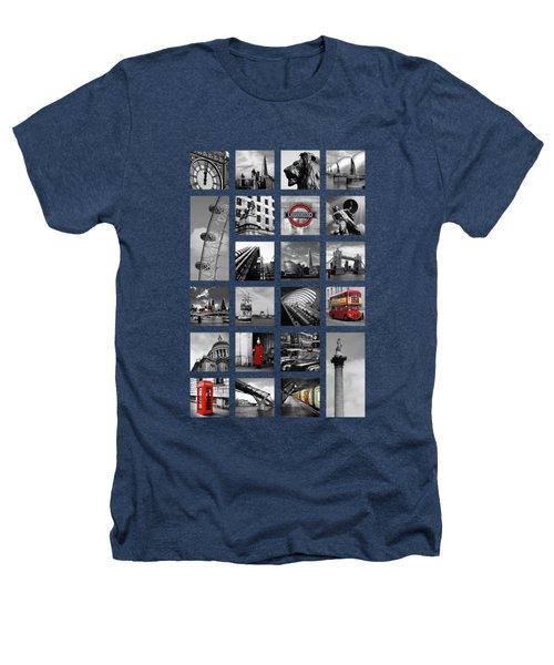 London Squares Heathers T-Shirt