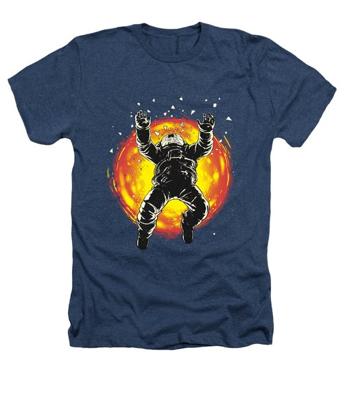 Lost In The Space Heathers T-Shirt by Carbine