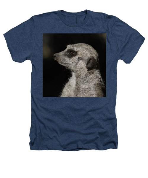 Meerkat Profile Heathers T-Shirt