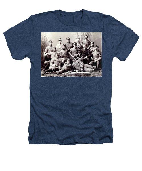 Michigan Wolverine Football Heritage 1890 Heathers T-Shirt