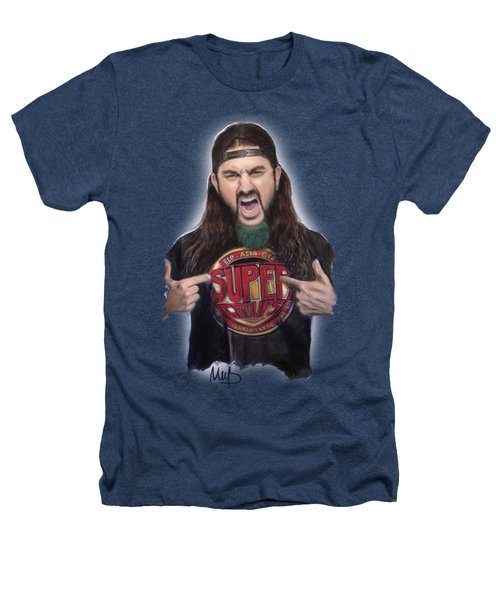 Mike Portnoy Heathers T-Shirt by Melanie D