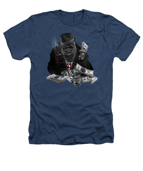 Mob Of The Apes Heathers T-Shirt