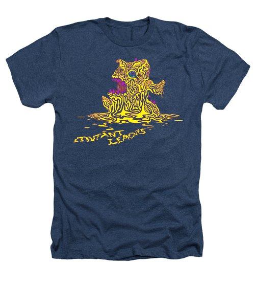 Monster Mutant Lemon Heathers T-Shirt by Jordan Kotter