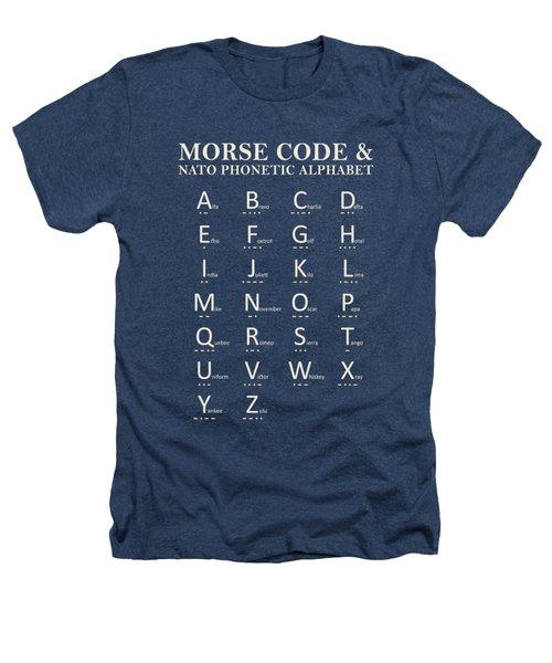 Morse Code And Phonetic Alphabet Heathers T-Shirt