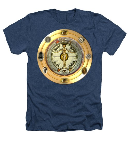 Mysteries Of The Ancient World By Pierre Blanchard Heathers T-Shirt