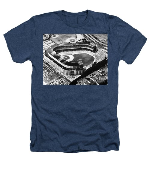 New York: Yankee Stadium Heathers T-Shirt by Granger