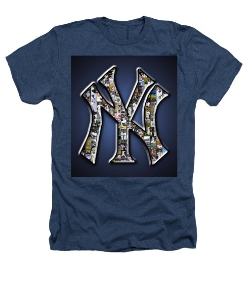 New York Yankees Heathers T-Shirt