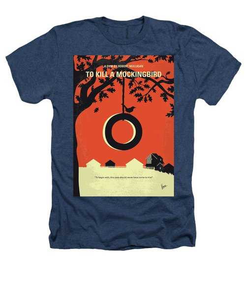 No844 My To Kill A Mockingbird Minimal Movie Poster Heathers T-Shirt