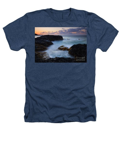 North Shore Tides Heathers T-Shirt